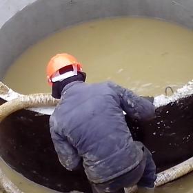 Осуществляется строительство дренажной системы и системы канализации на обьекте завод по производству оптического волокна «ОПТИКОВОЛОКОННЫЕ СИСТЕМЫ» в г.Саранск
