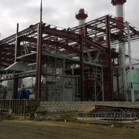 Объект строительства: газотурбинная ТЭЦ мощностью 18 МВт ОАО МАЯК г. Пенза